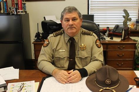 Treutlen County Sheriff's Department Sheriff Thomas Corbin